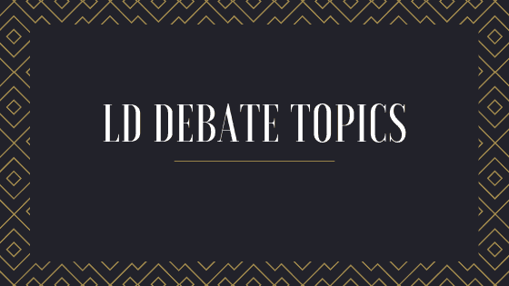 debate questions for adults